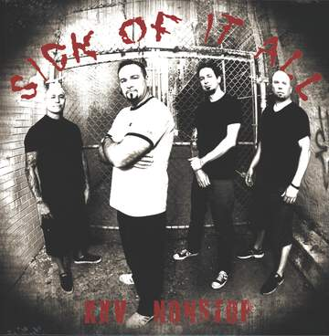 Sick Of It All: XXV Nonstop