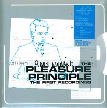 Gary Numan: The Pleasure Principle (The First Recordings)