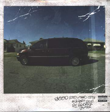 Kendrick Lamar: Good Kid, m.A.A.d City