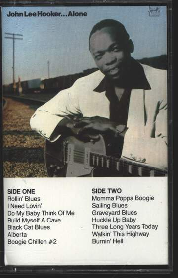 John Lee Hooker: Alone