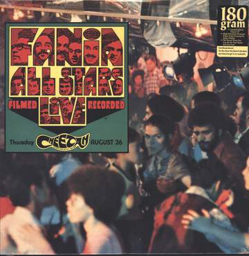 "Fania all Stars: ""Live"" At The Cheetah (Vol. 1)"