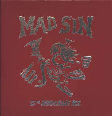 Mad Sin: 25th Anniversary Box