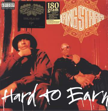 Gang Starr: Hard To Earn