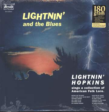 Lightnin Hopkins: Lightnin' And The Blues
