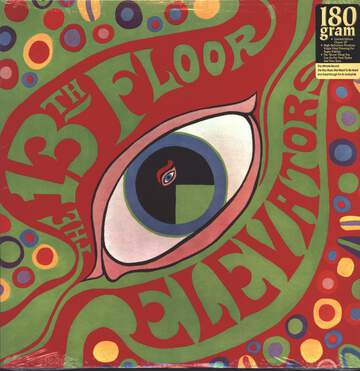 13th Floor Elevators: The Psychedelic Sounds Of The 13th Floor Elevators