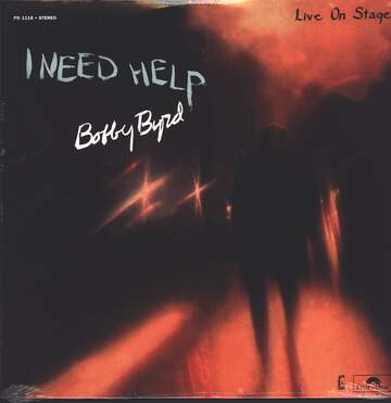 Bobby Byrd: I Need Help (Live On Stage)