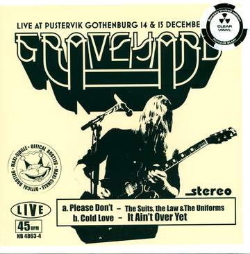 Graveyard: Live At Pustervik Gothenburg 14 & 15 December 2018