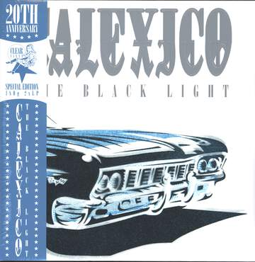 Calexico: The Black Light