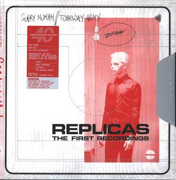 Gary Numan / Tubeway Army: Replicas (The First Recordings)