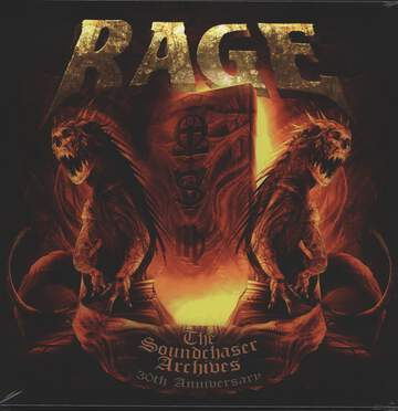 Rage: The Soundchaser Archives (30th Anniversary)
