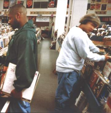 DJ Shadow: Endtroducing...