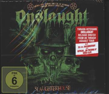 Onslaught: Live At The Slaughterhouse