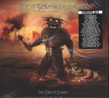 Flotsam and Jetsam: The End Of Chaos