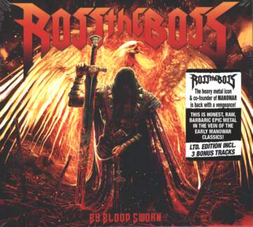 Ross The Boss: By Blood Sworn
