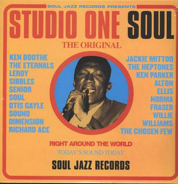 Various: Studio One Soul