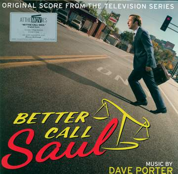 Dave Porter: Better Call Saul (Original Score From The Television Series 1 & 2)