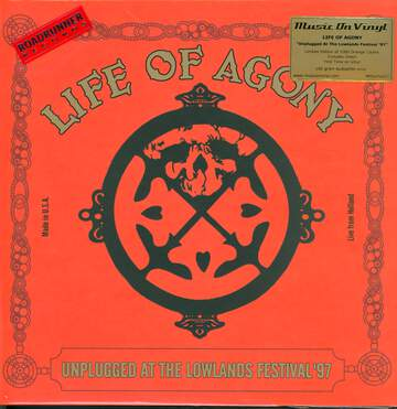 Life Of Agony: Unplugged At The Lowlands Festival '97