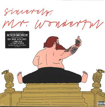 Action Bronson: Mr. Wonderful