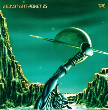 Monster Magnet: 25 Tab