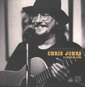 Chris Jones / Charlie Carr: Analog Pearls Vol. 3