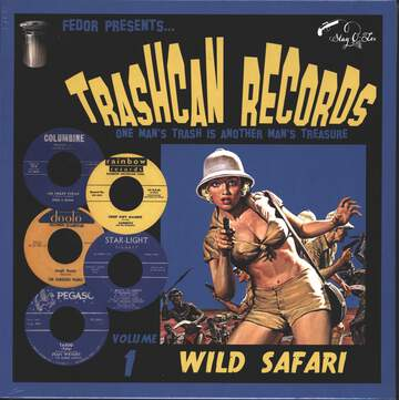 Various: Trashcan Records Volume 1 - Wild Safari