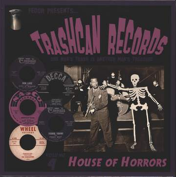 Various: Trashcan Records Volume 4 - House Of Horrors