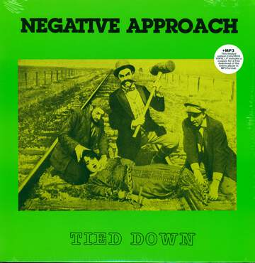 Negative Approach: Tied Down