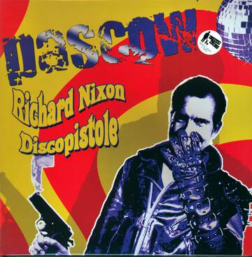 Pascow: Richard Nixon Discopistole