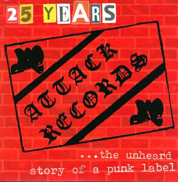 Various: 25 Years Attack Records