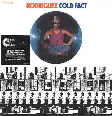 Sixto Rodriguez: Cold Fact