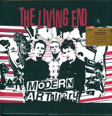 The Living End: Modern Artillery