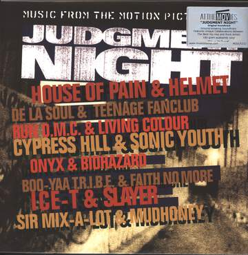 Various: Judgment Night (Music From The Motion Picture)