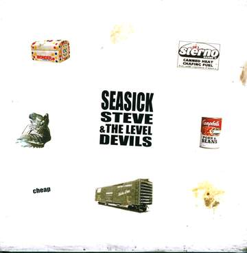 Seasick Steve & The Level Devils: Cheap