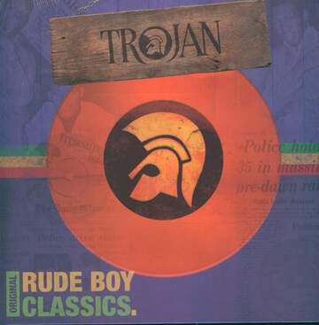 Various: Trojan: Original Rude Boy Classics.