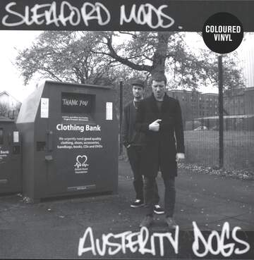Sleaford Mods: Austerity Dogs