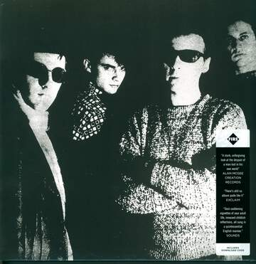 Television Personalities: The Painted Word