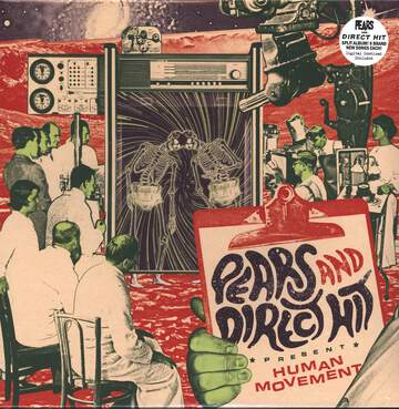 Pears / Direct Hit!: Human Movement