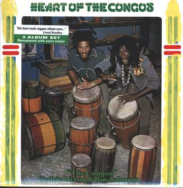 The Congos: Heart Of The Congos