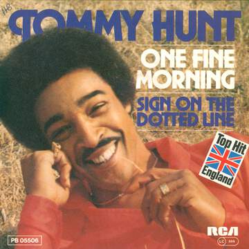 Tommy Hunt: One Fine Morning