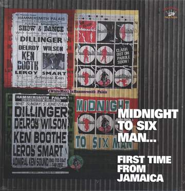 Various: Midnight To Six Man... First Time From Jamaica