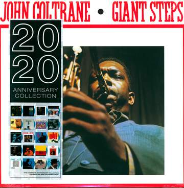 John Coltrane: Giant Steps