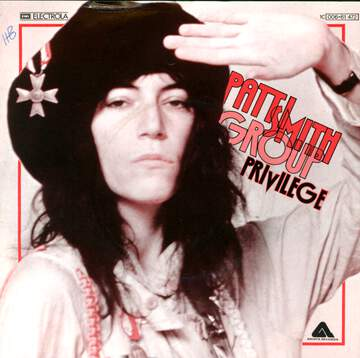 Patti Smith Group: Privilege