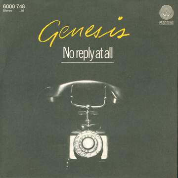 Genesis: No Reply At All