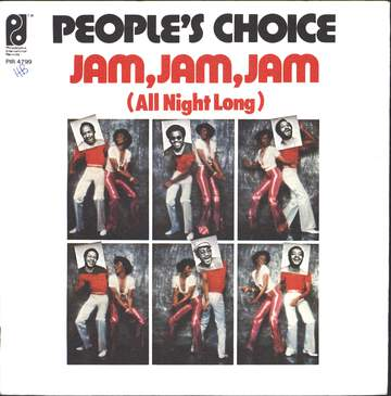 People's Choice: Jam, Jam, Jam (All Night Long)