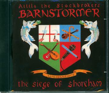 Attila The Stockbroker's Barnstormer: The Siege Of Shoreham