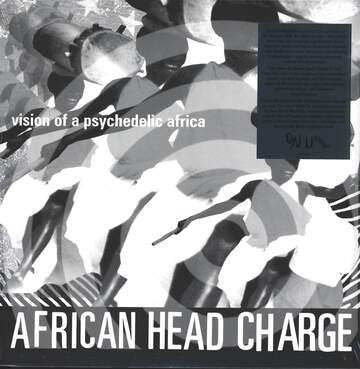 African Head Charge: Vision Of A Psychedelic Africa