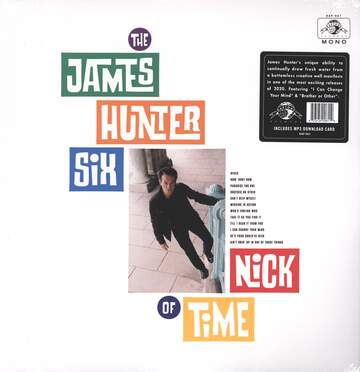 The James Hunter Six: Nick Of Time
