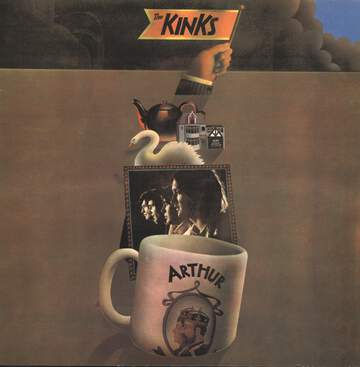 The Kinks: Arthur Or The Decline And Fall Of The British Empire