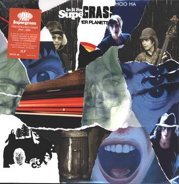 Supergrass: The Strange Ones 1994-2008