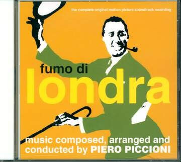 Piero Piccioni: Fumo di Londra (The complete Original Motion Picture Soundtrack Recording)